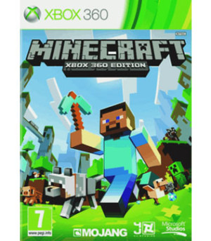 Xbox 360-Minecraft
