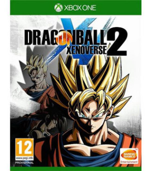 Xbox One-Dragon Ball Xenoverse 2