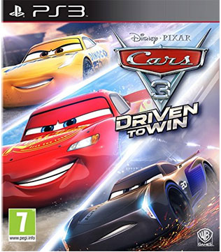 PS3-Cars 3 Driven to Win
