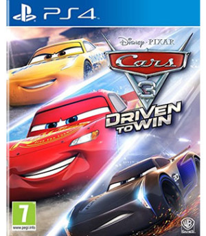 PS4-Cars 3 Driven to Win
