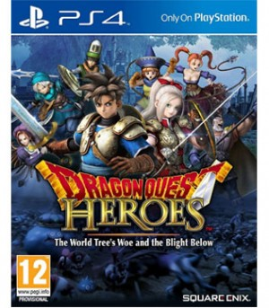 PS4-Dragon Quest Heroes