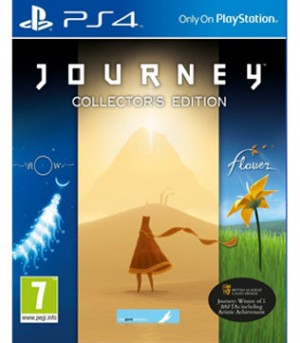 PS4-Journey Collectors Edition
