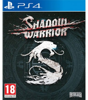 PS4-Shadow Warrior