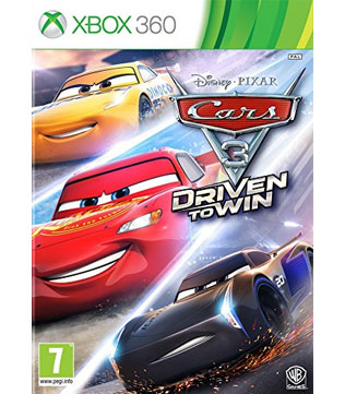 Xbox 360-Cars 3 Driven to Win