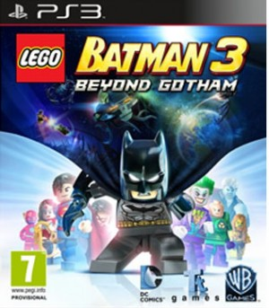PS3-LEGO Batman 3 Beyond Gotham