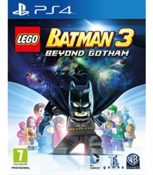 PS4-LEGO Batman 3 Beyond Gotham