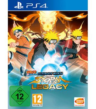 PS4-Naruto Shippuden Ultimate Ninja Storm Legacy