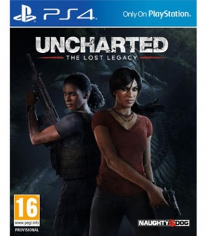 PS4-Uncharted The Lost Legacy