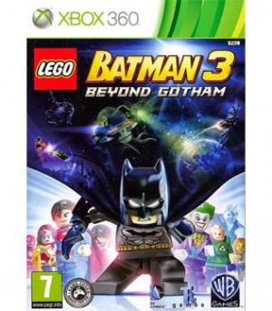 Xbox 360-LEGO Batman 3 Beyond Gotham