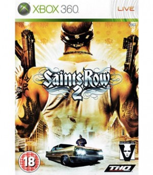 Xbox 360-Saints Row 2