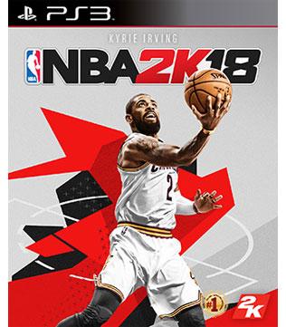 PS3-NBA 2K18