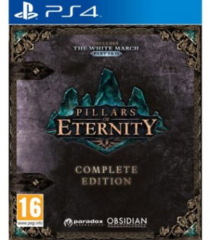 PS4-Pillars of Eternity Complete Edition