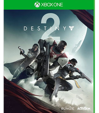 Xbox One-Destiny 2