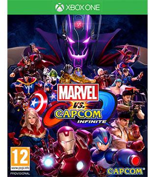 Xbox One-Marvel Vs Capcom Infinite