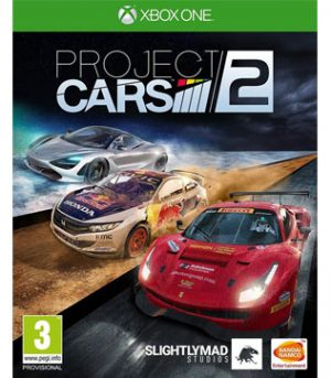 Xbox One-Project Cars 2