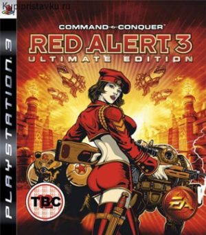 PS3-Command & Conquer Red Alert 3