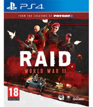 PS4-RAID World War 2