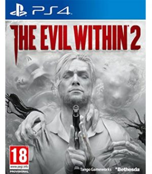 PS4-The Evil Within 2
