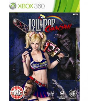 Xbox 360-Lollipop Chainsaw