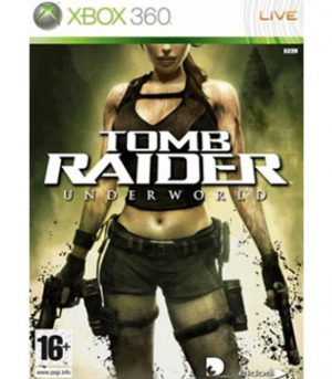 Xbox 360-Tomb Raider Underworld