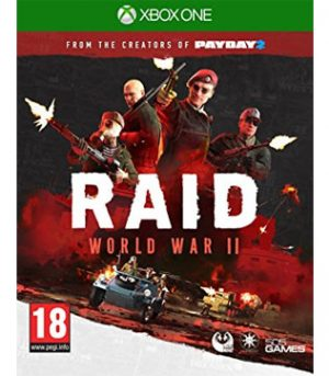 Xbox One-RAID World War 2