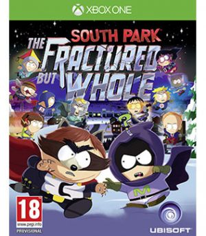 Xbox One-South Park The Fractured But Whole