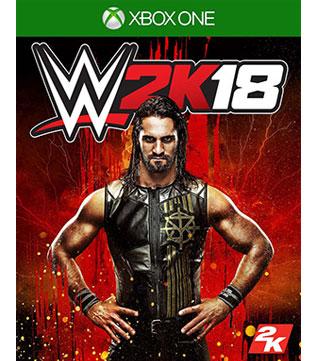 Xbox One-WWE 2K18