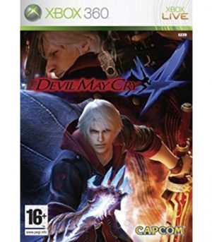 Xbox 360-Devil May Cry 4