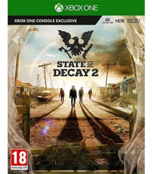Xbox One-State of Decay 2