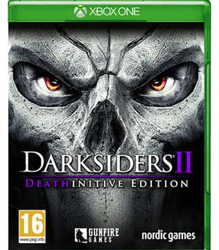 Darksiders II: Death-initive Edition Xbox One