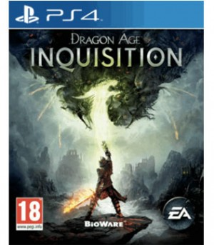 Dragon Age Inquisition PS4