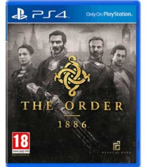 The-Order1886-PS4