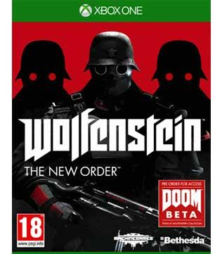 Wolfenstein: The New Order Xbox One
