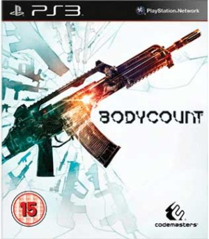 Bodycount PS3