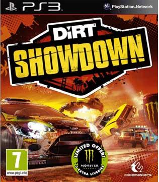 Dirt: Showdown PS3