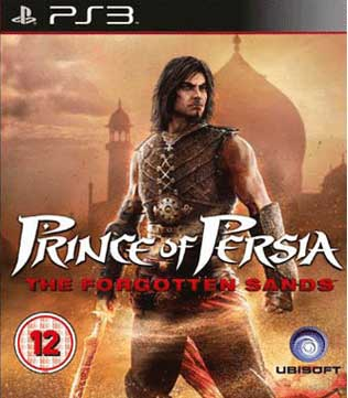 Prince of Persia: The Forgotten Sands PS3