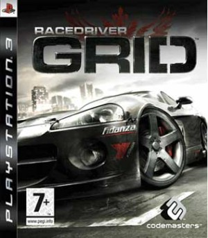 Race Driver: GRID PS3