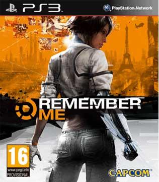 Remember Me PS3