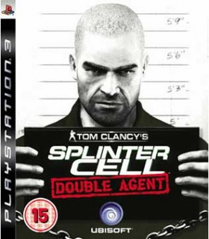 Tom Clancy's Splinter Cell: Double Agent PS3