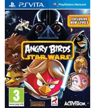 PS Vita-Angry Birds Star Wars