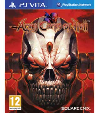 PS Vita-Army Corps of Hell