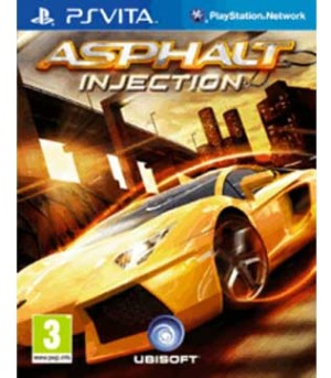 PS Vita-Asphalt: Injection