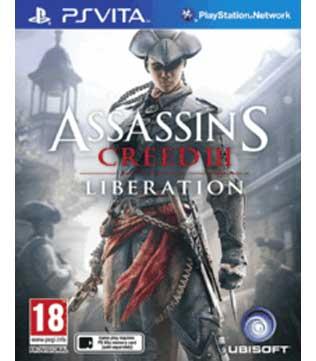 PS Vita-Assassin's Creed III: Liberation
