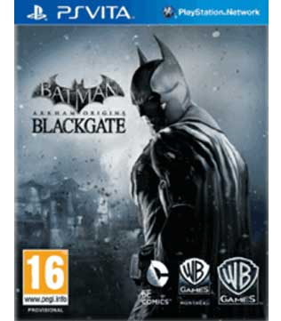 PS Vita-Batman: Arkham Origins Blackgate