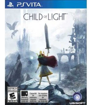 PS Vita-Child of Light