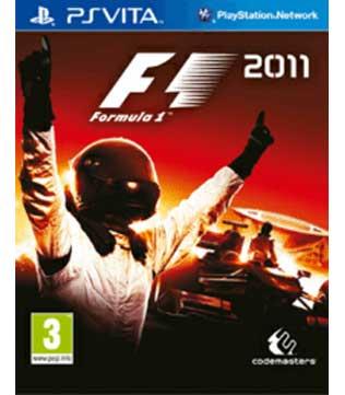 PS Vita-F1 2011