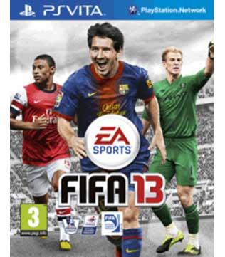 PS Vita-FIFA 13