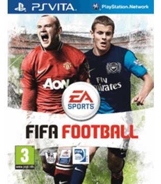 PS Vita-FIFA Football