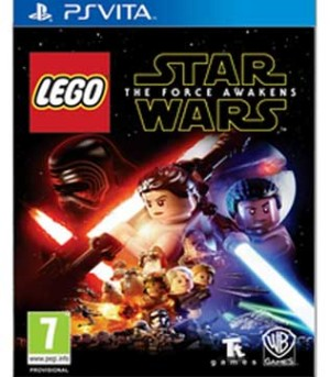 PS Vita-Lego Star Wars: The Force Awakens