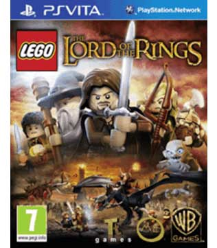 PS Vita-Lego The Lord of the Rings